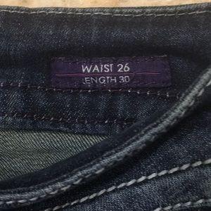 Vigoss Jeans - VIGOSS embellished skinny jeans size 26X30